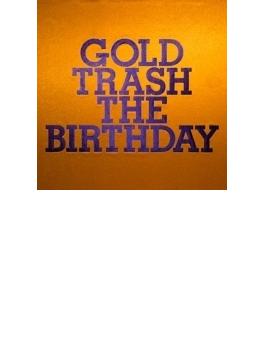 GOLD TRASH (+DVD)【初回限定盤】《デジパック仕様》