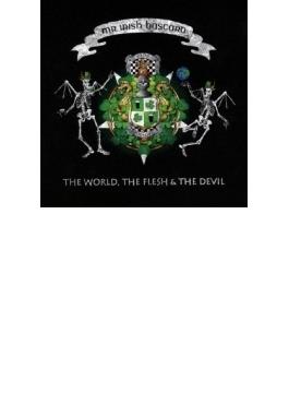 World The Flesh & The Devil Japan Edition