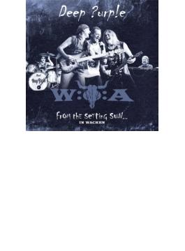From The Setting Sun...(In Wacken)(+dvd)