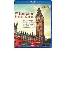 ベルシャザールの饗宴、ヴァイオリン協奏曲、宝玉と王杖 プレヴィン&フィルハーモニア管、チョン・キョンファ、アレン(1982)