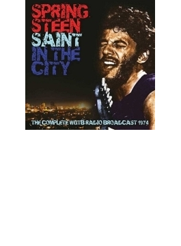 Saint In The City: Wgtb Fm Broadcast 1974
