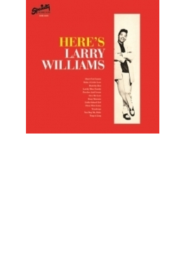 Here's Larry Williams (Pps)