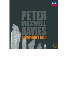 交響曲第1番 ラトル&フィルハーモニア管弦楽団、歌劇『タヴァナー』よりダンス マクスウェル・デイヴィス&ファイヤーズ・オブ・ロンドン