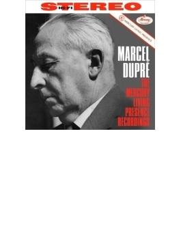 マルセル・デュプレ/マーキュリー・リヴィング・プレゼンス録音集(10CD)
