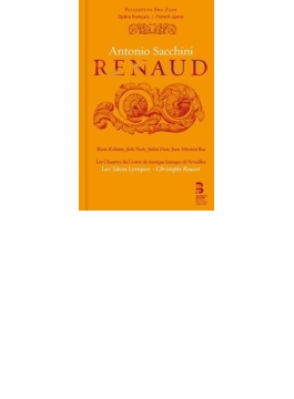 Renaud: Rousset / Les Talens Lyriques Kalinine Dran Bou Boisseau (+book)