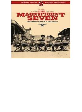 THE MAGNIFICENT SEVEN (OST) + 4 BONUS TRACKS