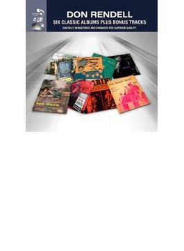 6 Classic Albums Plus Bonus Tracks