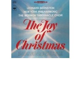 『ジョイ・オブ・クリスマス』 バーンスタイン&ニューヨーク・フィル、モルモン・タバナクル合唱団(+『くるみ割り人形』組曲、ハレルヤ・コーラス、他)