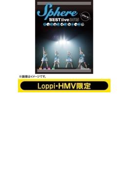 Sphere BEST live 2015 ミッションイントロッコ!!!! -plan B- (プリントサイン入りA5サイズミニノート5冊組付き)【Loppi・HMV限定セット】