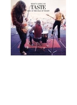 What's Going On: テイスト ワイト島ライヴ 1970