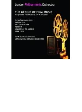 『映画音楽の天才たち/1960~80年代ハリウッド映画より』 マウチェリ&ロンドン・フィル(2CD)