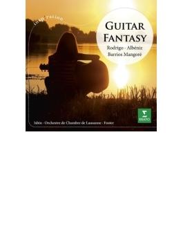 ロドリーゴ:アランフェス協奏曲、ある貴紳のための幻想曲、バリオス:大聖堂、他 イズビン、フォスター&ローザンヌ室内管