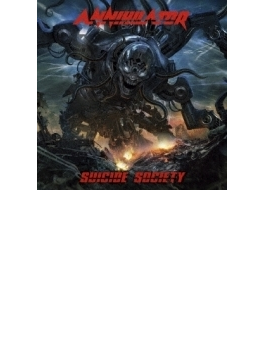 Suicide Society (+cd)(Ltd)
