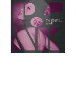 Albums...so Far!!! (Ltd)(Box)