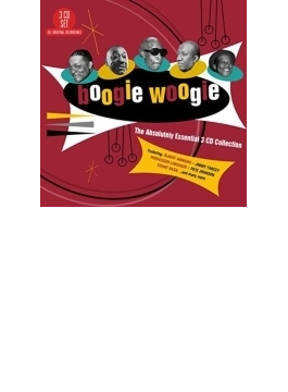 Boogie Woogie - The Absolutely Essential 3 Cd