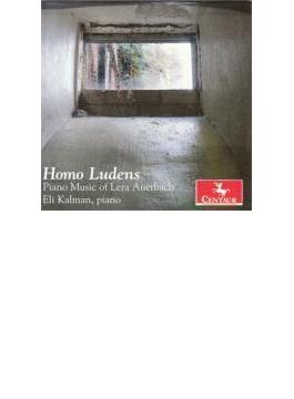 Homo Ludens-piano Works: Eli Kalman