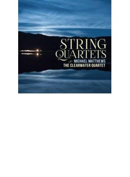 String Quartets: Clearwater Q