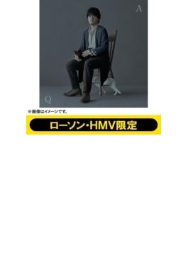 Q & A 《Loppi・HMV限定 秦 基博オリジナルマフラーセット》 【通常盤】