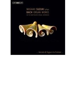 オルガン作品集~トッカータとフーガ、前奏曲とフーガ、他 鈴木雅明(2014)