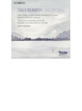 『歌~協奏的作品集』 ブランフォード・マルサリス、ハーデンベルガー、J.クラブ、ブラビンズ&スコティッシュ・ナショナル管、他