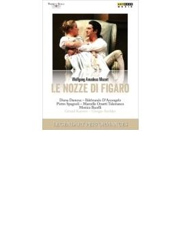 『フィガロの結婚』全曲 ストレーレル演出、コルステン&スカラ座、ダルカンジェロ、ダムラウ、他(2006 ステレオ)(日本語字幕付)(2DVD)