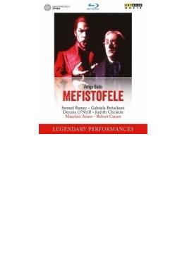 『メフィストーフェレ』全曲 カーセン演出、アレーナ&サンフランシスコ歌劇場、レイミー、オニール、他(1989 ステレオ)