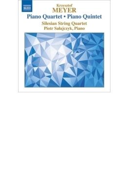 ピアノ四重奏曲、ピアノ五重奏曲 サワイチク、シレジアン弦楽四重奏団