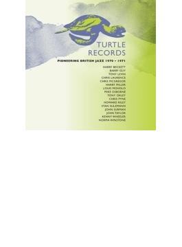 Turtle Records: Pioneering British Jazz 1970-1971 (3CD)