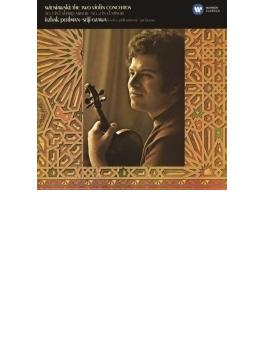ヴァイオリン協奏曲第1番、第2番 パールマン、小澤征爾&ロンドン・フィル