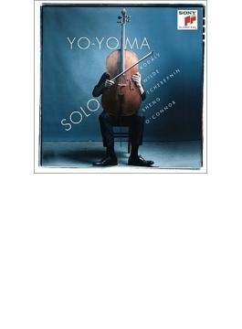 コダーイ:無伴奏チェロ・ソナタ、ワイルド:サラエヴォのチェリスト、チェレプニン:無伴奏チェロ組曲、他 ヨーヨー・マ