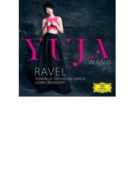 ピアノ協奏曲、左手のためのピアノ協奏曲 ユジャ・ワン、L.ブランギエ&チューリッヒ・トーンハレ管