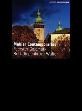 Mahler Contemporaries-vocal & Choral Works: Jirak / Choir Association Campanula Johlava