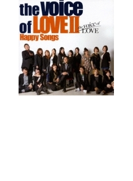 the voice of LOVE 2~HAPPY SONGS~