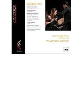 Lagrime Mie-baroque Concertos & Arias: Antonacci(S) Ferri / Accademia Degli Astrusi