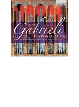 鍵盤楽器のための作品全集 ロレッジャン(オルガン、チェンバロ)(6CD)