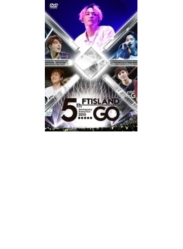 "5th Anniversary Arena Tour 2015 ""5.....GO"" (DVD)"