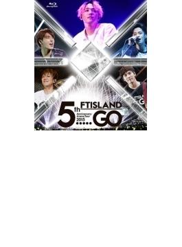 "5th Anniversary Arena Tour 2015 ""5.....GO"" (Blu-ray)"