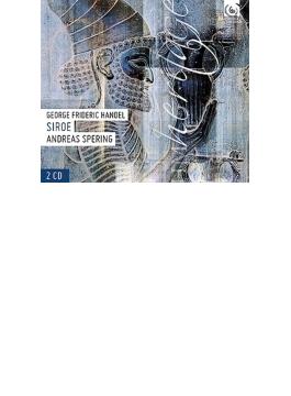 歌劇『ペルシャ王、シロエ』全曲 A.シュペリング&カペラ・コロニエンシス、ハレンベリ、ノアック、他(2003 ステレオ)(2CD)