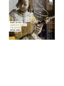 ギター作品全集 ラファエル・アンディア(2CD)