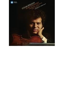 ヴァイオリンのための作品集 パールマン、カニーノ
