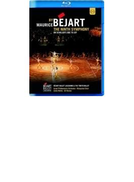 ベジャールの「第九交響曲」  東京バレエ団&モーリス・ベジャール・バレエ団、メータ指揮イスラエル・フィル(日本語解説付)
