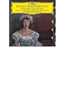 ルーファス・ウェインライト: 歌劇『プリマドンナ』全曲 オグレン&BBC響、ジャニス・ケリー、アントニオ・フィゲロア、他(2015 ステレオ)(2CD)
