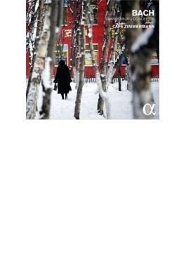 ブランデンブルク協奏曲全曲 カフェ・ツィマーマン(2CD)