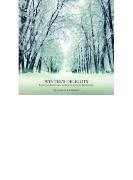 『冬の喜び~ブリテン諸島の古いクリスマスの音楽とキャロル』 クァドリーガ・コンソート