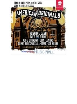 American Originals : J.Morris Russell / Cincinnati Pops Orchestra, etc