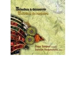 Melodies A Decouvrir, Melodies De Toujours: Baquet(S) Nedonchelle(P)