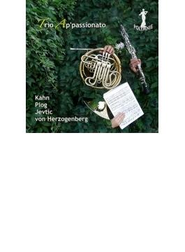 Music For Oboe, Horn & Piano-kahn, Plog, Jevtic, Herzogenberg: Trio Ap'passionata
