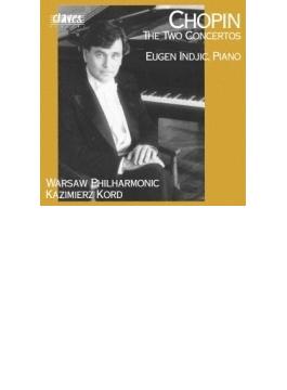 ピアノ協奏曲第1番、第2番 インジック、コルド&ワルシャワ・フィル