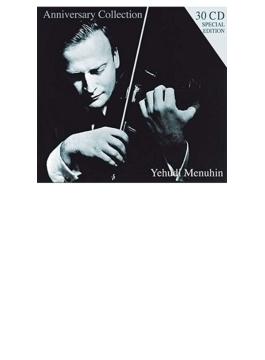イェフディ・メニューイン/アニヴァーサリー・コレクション(30CD)