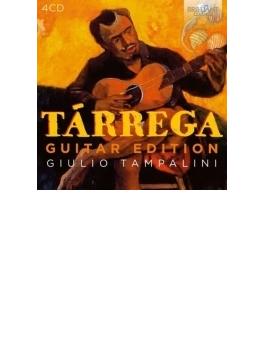 ギター作品集 ジュリオ・タンパリーニ(4CD)